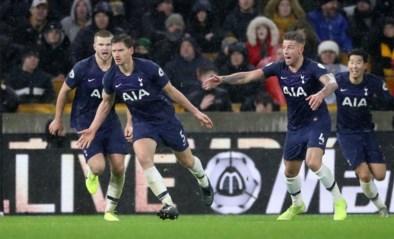 Jan Vertonghen is de held bij Tottenham, nieuwste sensatie redt punt voor Manchester United