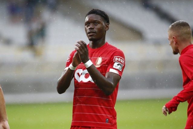 Huurling Anthony Limbombe verlaat Standard en keert in januari alweer terug naar Nantes
