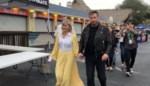 John Travolta en Olivia Newton-John trekken 'Grease'-outfits nog eens aan