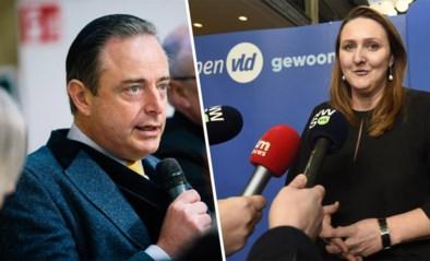 """Bart De Wever haalt opnieuw uit naar Gwendolyn Rutten: """"Ik heb beloofd dat ik hen federaal nooit zou laten vallen"""""""