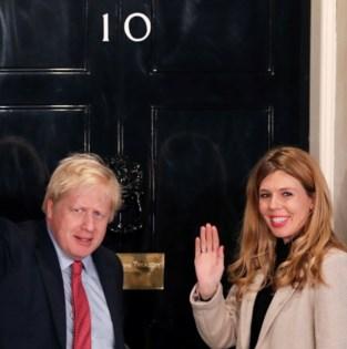 Het 24 jaar jongere 'brein' achter Boris Johnson: <I>first girlfriend </I>Carrie Symonds