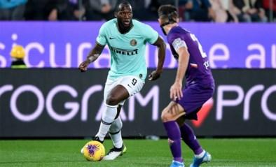 Inter verslikt zich in Fiorentina en moet Juventus naast zich dulden