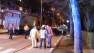 Twee zwaargewonden bij botsing op Parklaan