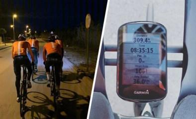 Geraint Thomas maakt op stage met Team Ineos monsterrit van meer dan acht uur en 300 kilometer