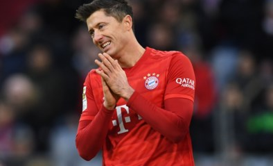 Robert Lewandowski is na zijn twee treffers tegen Bremen gedeeld derde in topscorerslijst aller tijden in Bundesliga