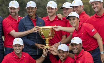 Amerikaanse golfers pakken opnieuw de eindzege in Presidents Cup