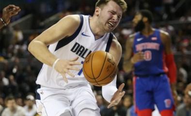 Nederlagen voor LA Clippers, Dallas en Houston in NBA, sterspeler Luka Doncic valt uit met enkelblessure