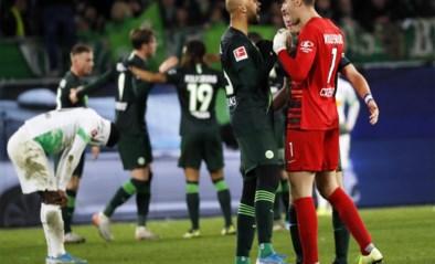 Koen Casteels houdt Borussia Mönchengladbach van de leidersplaats in Duitsland