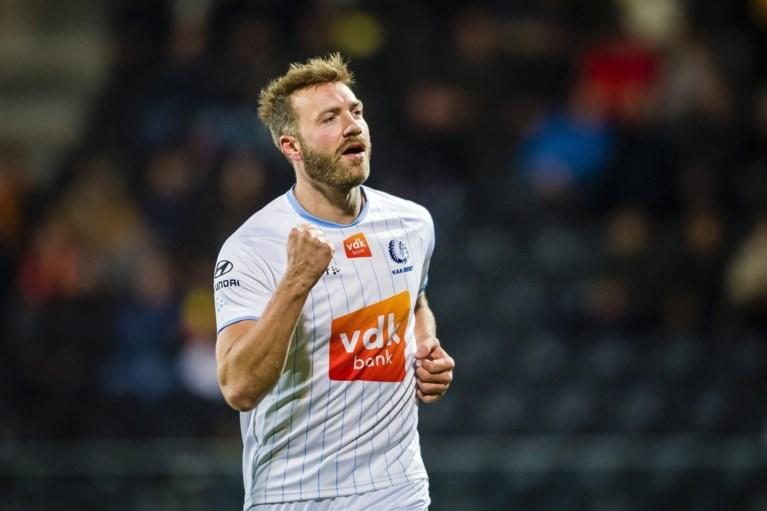 AA Gent laat dure punten liggen tegen KV Oostende, dat opnieuw verrast met stuntzege