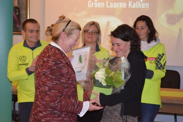 Groene Lieve wint de Groene Pluim