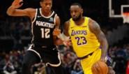 LeBron James leidt Lakers in Atlanta naar zevende zege op rij