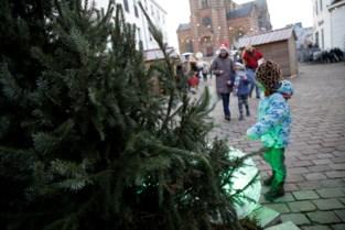 FOTO. Kerstmarkt doorprikt alle gangbare kerstclichés