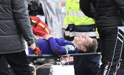 Nieuw drama voor Anderlecht: Verschaeren afgevoerd na afgrijselijke blessure (opgelet: schokkende beelden)