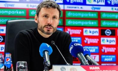 PSV ontslaat coach Mark van Bommel