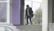 Yari Verschaeren op krukken bij Anderlecht
