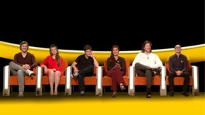Laatste finaleweek 'De slimste mens ter wereld' begint met zes ijzersterke kandidaten, en sandwiches met garnaalsalade