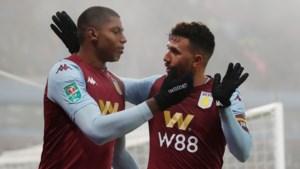 Jongste ploeg ooit van Liverpool krijgt pandoering van Aston Villa: Wesley (ex-Club Brugge) scoort