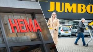 """Nieuw offensief in supermarktoorlog: Jumbo neemt Hemawinkels over en Hema gaat """"zichzelf heruitvinden"""""""