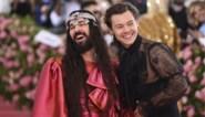 Harry Styles ontwerpt exclusieve T-shirt met Gucci