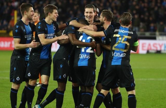 Kies hier het 'Elftal van het Decennium' van Club Brugge