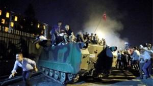 171 arrestaties in Turkije in verband met mislukte staatsgreep van 2016
