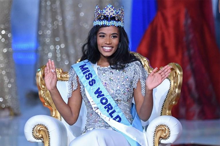 Kroontje Miss World gaat naar Jamaica, België al snel uitgeschakeld