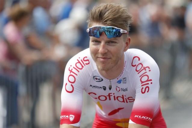 """Ex-renner Zico Waeytens haalt uit naar nieuwe ploegmaat van Greg Van Avermaet: """"Van mij zou je nooit meer mogen koersen"""""""