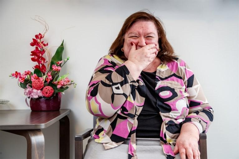 Een ster is geboren: Rogine, de rusthuisbewoonster die iedereen aan het lachen brengt met… haar lach
