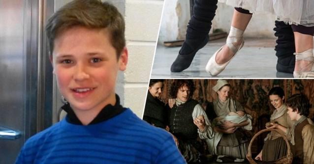 Acteur en ballet-ster Jack Burns (14) overleden