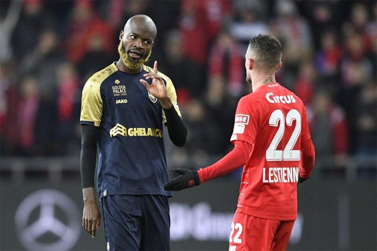 Match op Standard nog ontsierd na onnodige actie Lamkel Zé, maar Antwerp knokt zich richting halve finales van de Croky Cup