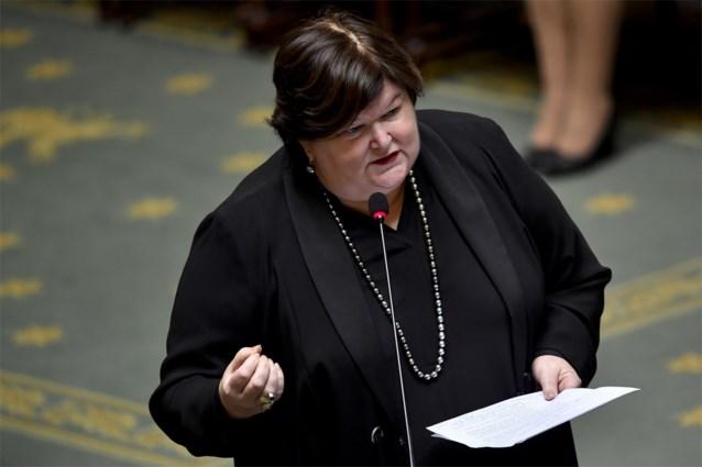 Minister Maggie De Block (Open VLD) wil meer gedwongen terugkeer van asielzoekers