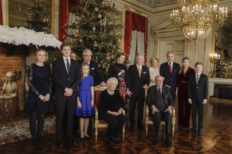 Koninklijke familie voltallig op kerstconcert, en dat is bijzonder