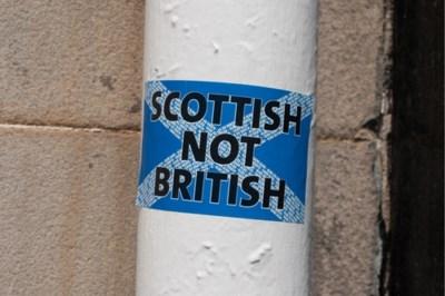 Risico op harde Brexit niet van de baan, maar ook nog andere donkere wolk boven het VK: de Schotse onafhankelijkheid