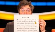 """Lieven Scheire (38) is de slimste nerd ter wereld: """"Kijk papa, eindelijk een diploma!"""""""