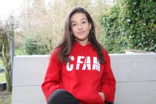 Isa (13) danst finale van Belgium's Got Talent met C-Fam