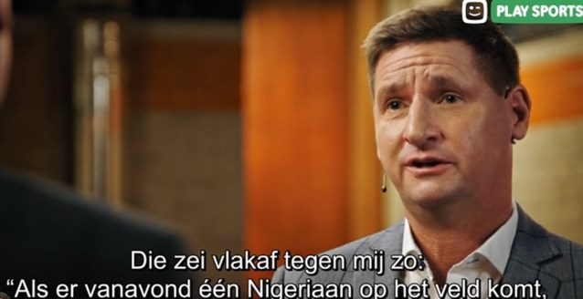 """Ex-kapitein VVV vindt beschuldigingen van De Boeck over racisme onzin: """"Schandalig dat iemand zulke leugens durft te vertellen"""""""