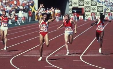 """De snelste atlete aller tijden en volgens Kim Gevaert beter dan Usain Bolt: """"Florence Griffith-Joyner was echt buitenaards"""""""