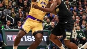Milwaukee Bucks verslaan LA Lakers in clash der koplopers met 111-104