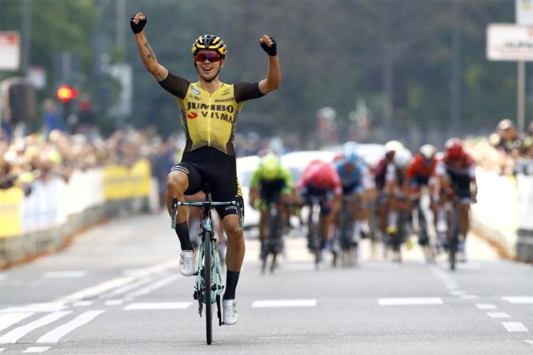 Wout van Aert rijdt in 2020 opnieuw de Tour, ook Primoz Roglic én Tom Dumoulin van de partij