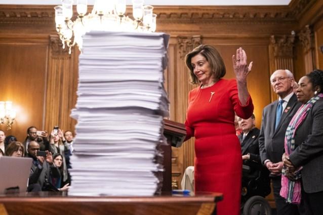 Amerikaanse Huis van Afgevaardigden keurt opvolger voor NAFTA-handelsakkoord goed