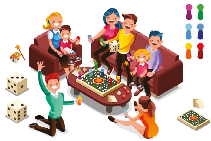 Spelletjes op het kerstmenu: deze gezelschapsspellen zorgen voor pret aan tafel