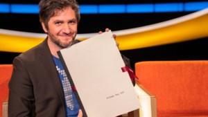1,2 miljoen kijkers zagen Lieven Scheire winnen in de finale van 'De slimste mens'