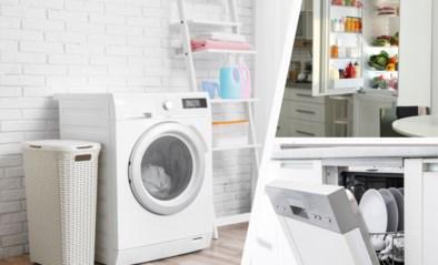 Gezocht (en gevonden): de meest betrouwbare merken voor koelkast, vaatwasser, wasmachine en droogkast