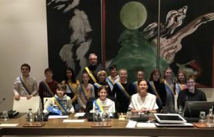 Jitte (11) is nieuwe kinderburgemeester