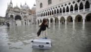 Bijna helft minder hotelboekingen in Venetië na overstromen van grote delen van de stad