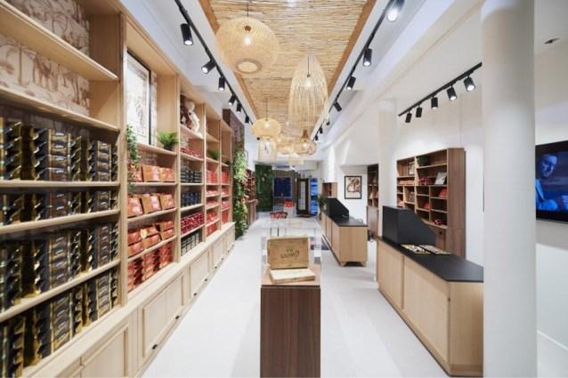 Chocoladefans kunnen naar nieuwe Côte d'Or-shop in hartje Brussel