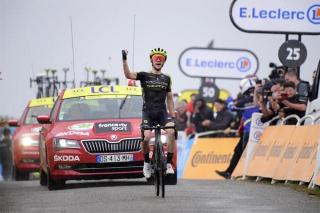 Simon Yates mikt in 2020 op Giro en Olympische Spelen