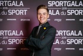 19-jarige Remco Evenepoel is Sportman van het Jaar, Nina Derwael volgt zichzelf op als Sportvrouw van het Jaar
