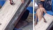 Man na 3 dagen gered uit riool waar hij in een dronken bui terechtkwam