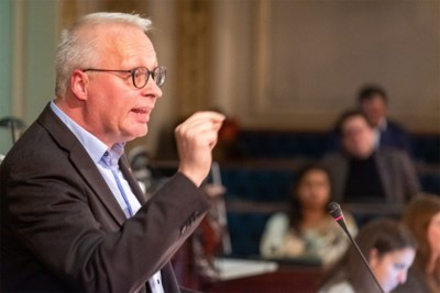 """Peter Mertens: """"En plots mocht PVDA ook naar het tv-debat"""""""